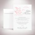Ivoley – Faire-part de mariage sur le thème de Cupidon, ange de l'amour par Julien Preszburger – Photo non contractuelle